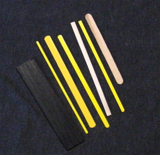 mesh sticks